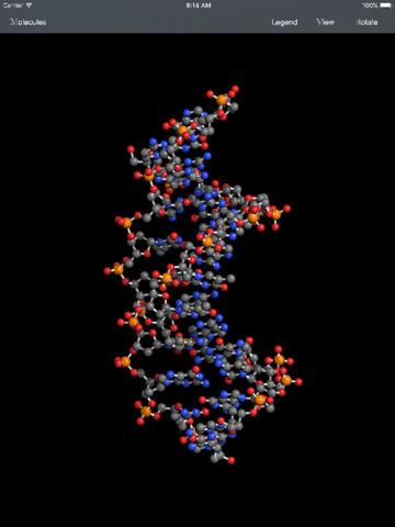 Molecules Render screenshot 6