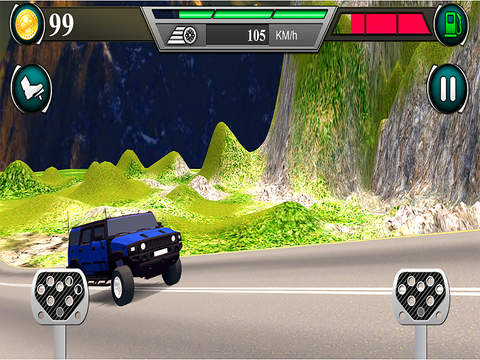 Hill Climbing Race : Car Game Free screenshot 6