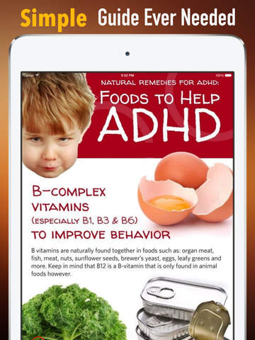 Kid ADHD & Autism Cookbook:The Ultimate Guide to the Gluten-Free, Casein-Free Diet screenshot 7