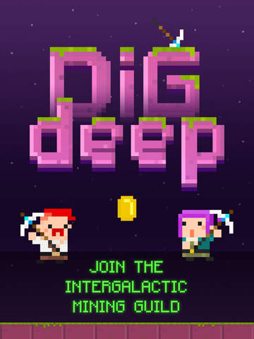 Dig Deep! screenshot 6
