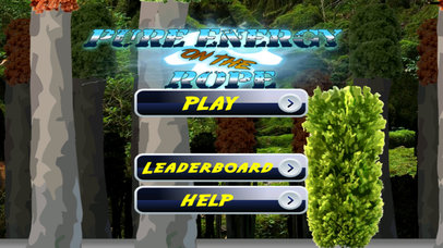 A Pure Energy On The Rope Pro - Amazing Fly Jungle Go Game screenshot 1