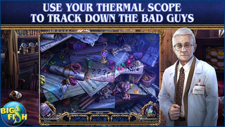 Mystery Trackers: Paxton Creek Avengers - A Mystery Hidden Object Game (Full) screenshot 2