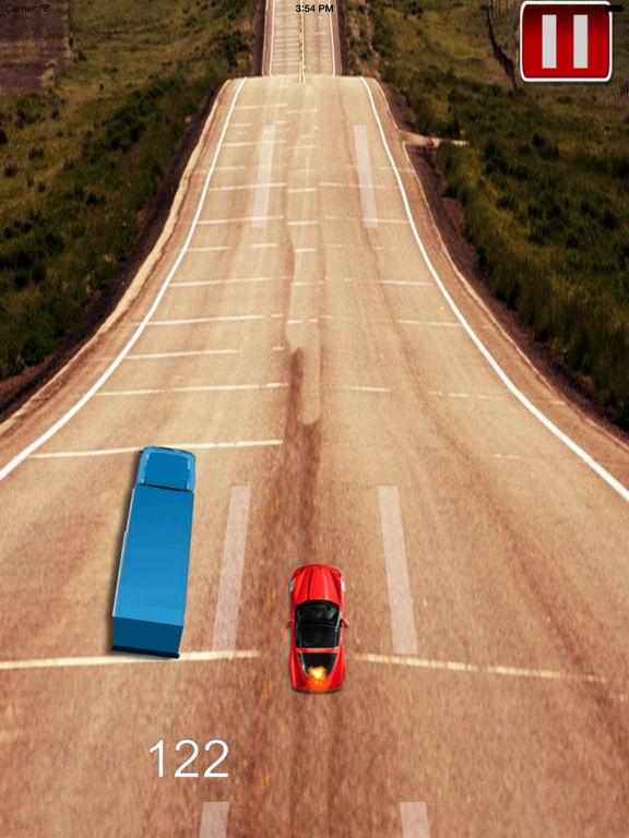 Dangerous Driving In Highway Pro - Speed Game screenshot 8