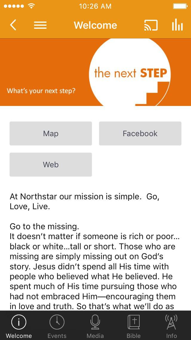 Northstar-A Community of Grace screenshot 1