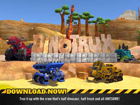 Dinotrux App – Trux It Up! screenshot 10