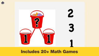 Kindergarten Math - Games for Kids in Pr-K and Preschool Learning First Numbers, Addition, and Subtraction screenshot 4