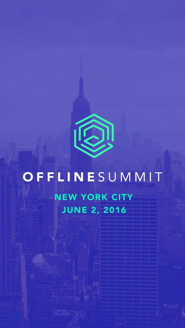 OFFLINE Summit 2016 screenshot 2