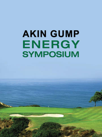 AKIN GUMP ENERGY SYMPOSIUM screenshot 4