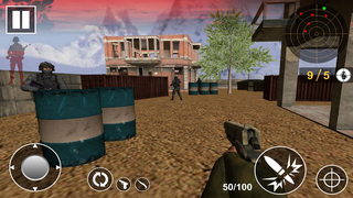 Counter Attack Mission screenshot 2