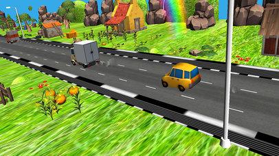 Fast Car Racing : Driving Baby Free Game screenshot 1