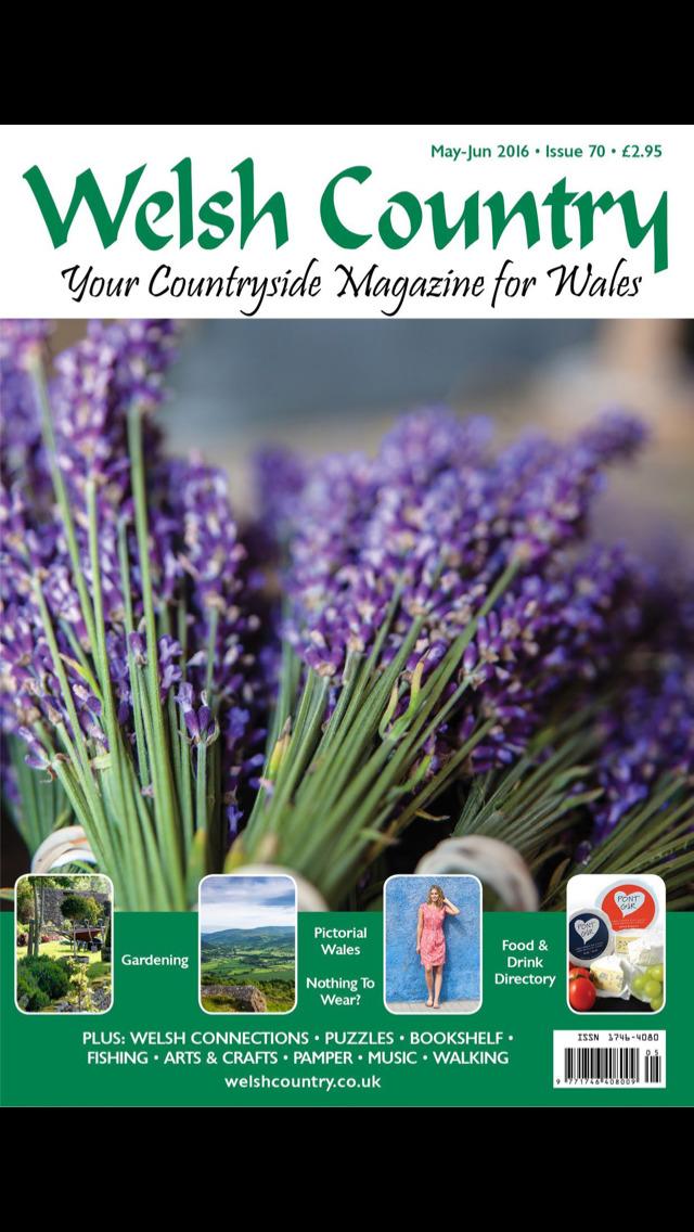 Welsh Country Magazine screenshot 1