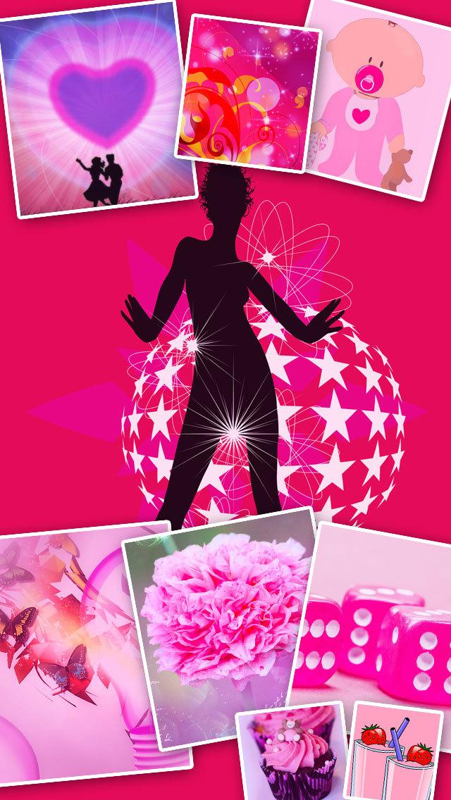 Pink Wallpapers + Backgrounds screenshot 1