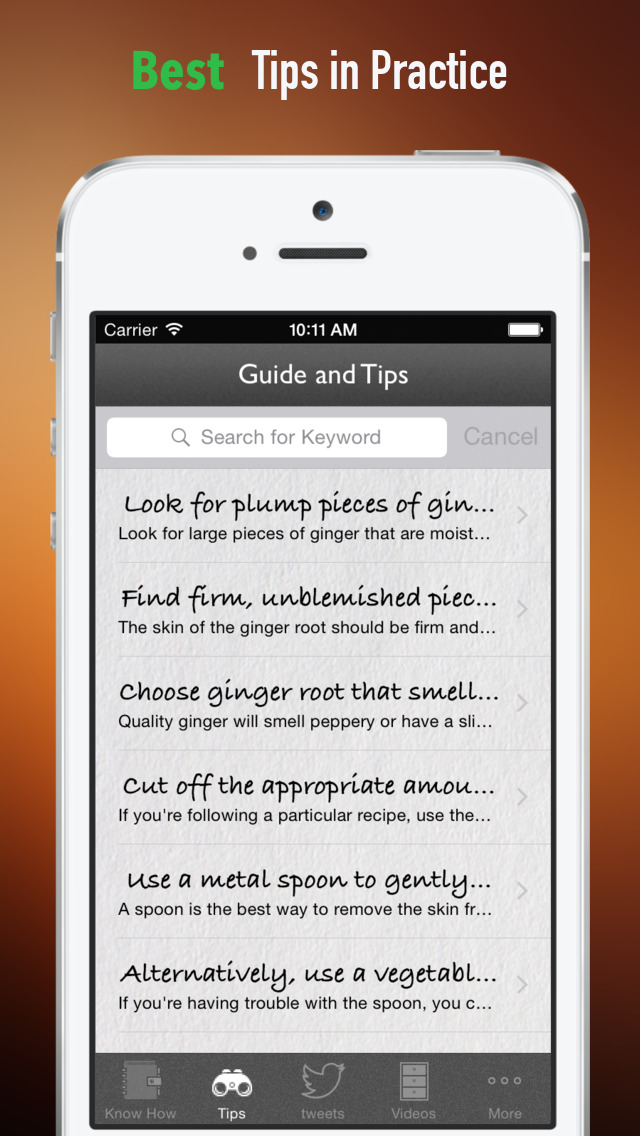 Ginger for Cooking:Recipes,Tips and Uses screenshot 4