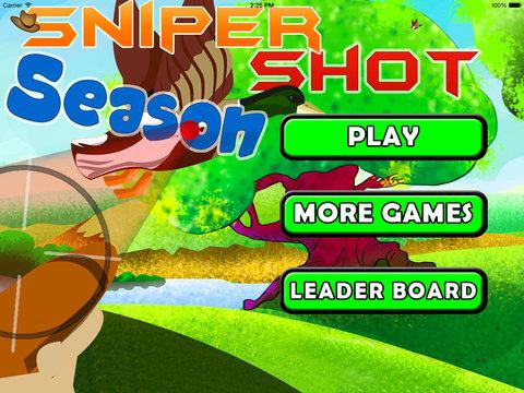Sniper Shot Season PRO - Death Season screenshot 6