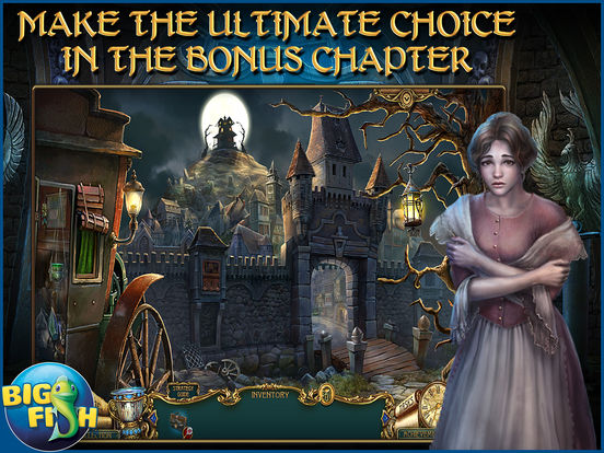 Haunted Legends: The Secret of Life - A Mystery Hidden Object Game screenshot 9