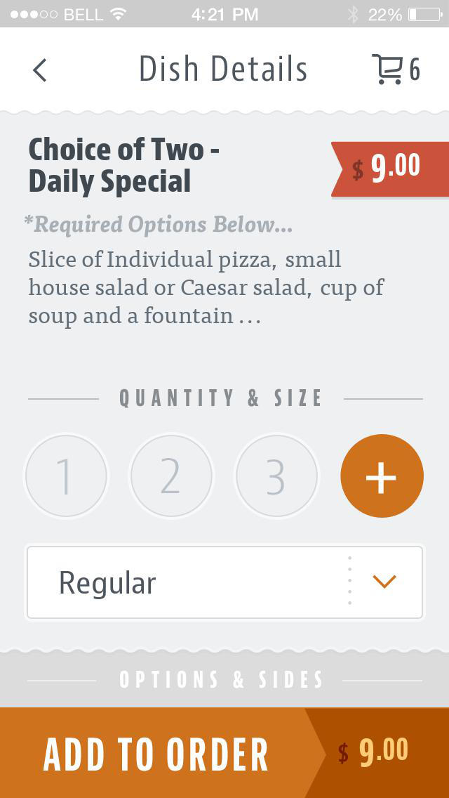 Bend Pizza Kitchen screenshot 4