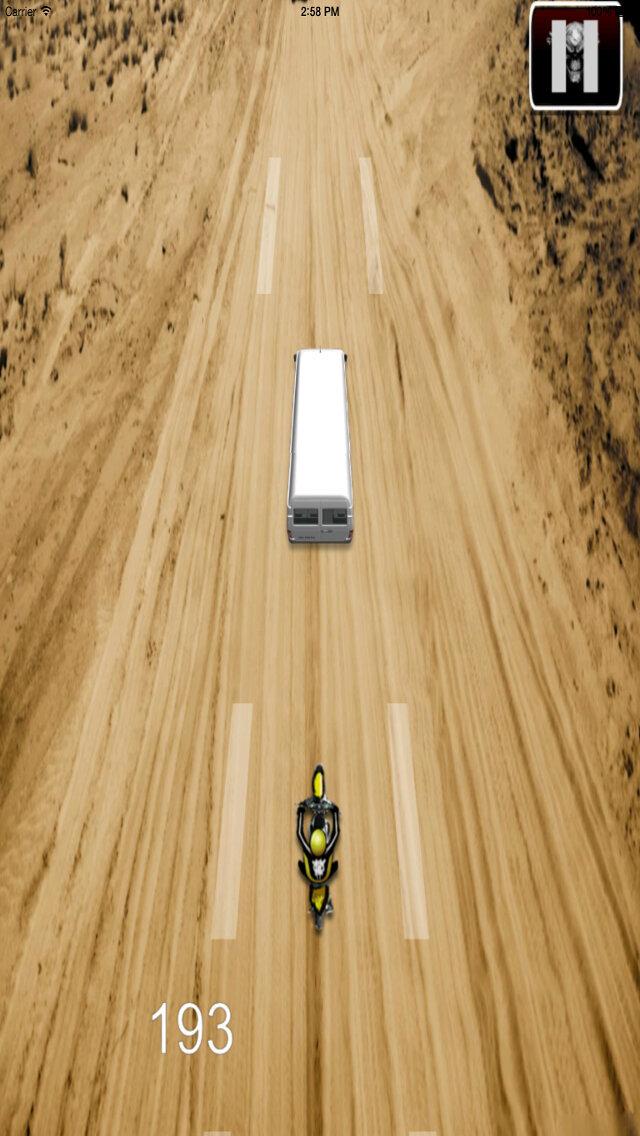 A Super Xtreme Motocross - Awesome Bike Simulator Racing Game screenshot 3