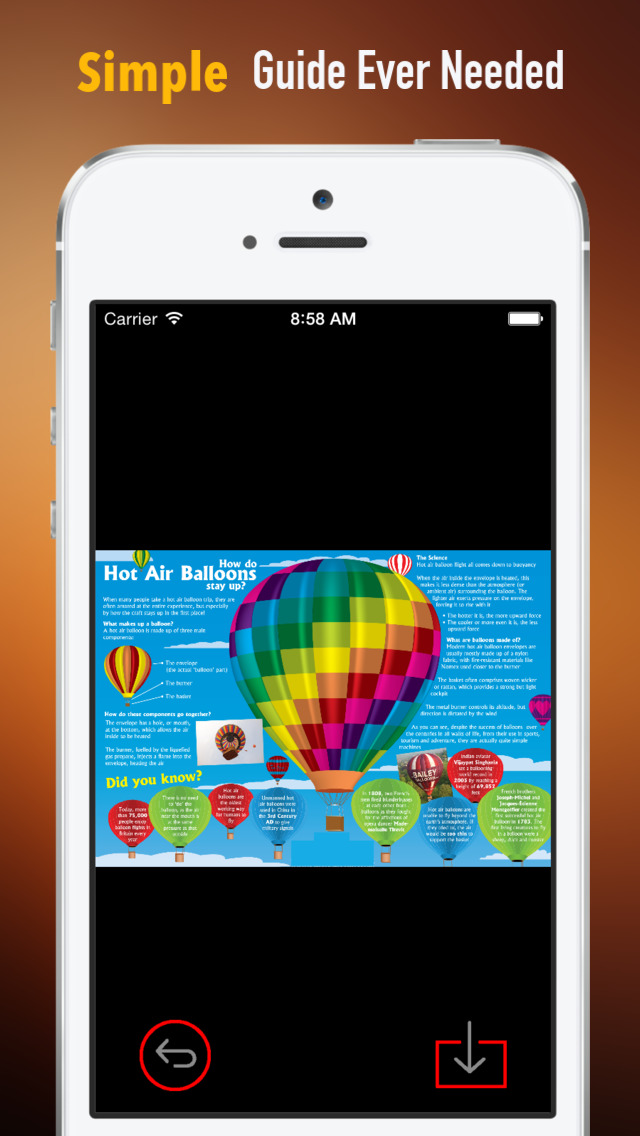 How to Fly a Hot Air Balloon:Tips and Tutorial screenshot 2