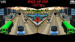 VR Race in Car screenshot 2