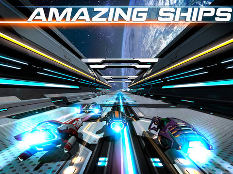 Cosmic Challenge Racing screenshot 7