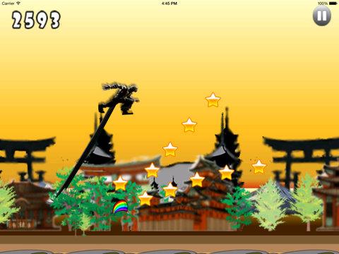 Angry Jumper Ninja - Real Uber Sprint Game screenshot 8
