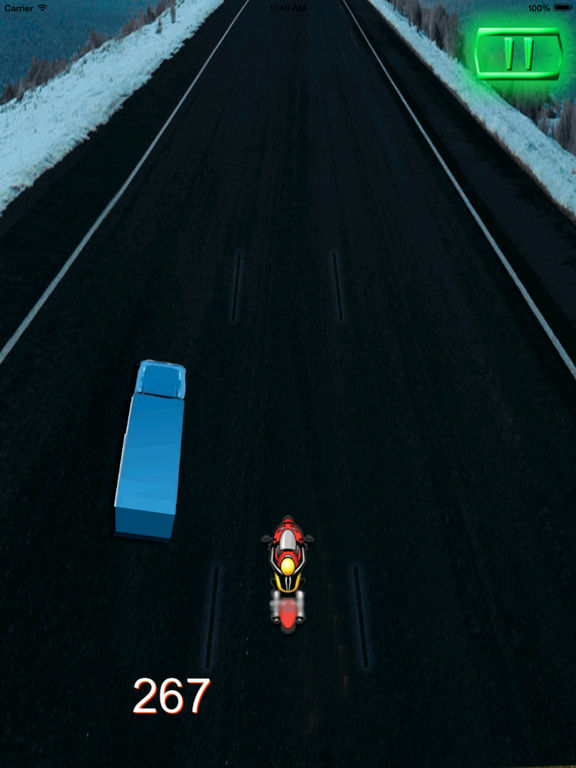 A Dangerous Motorcycle Racing - furiously game screenshot 9