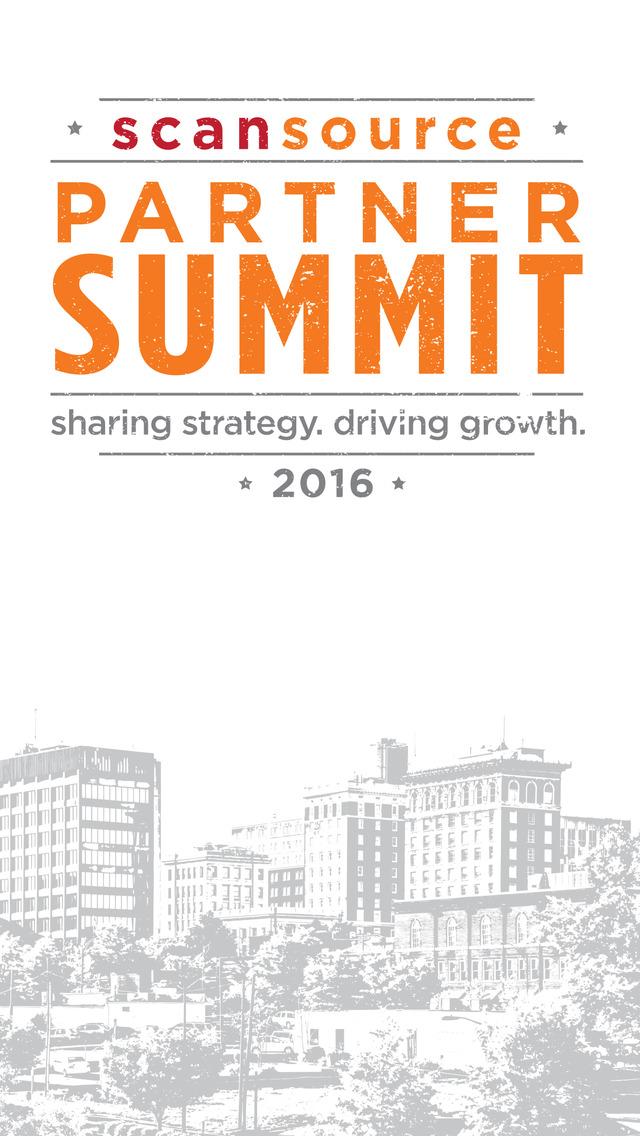 ScanSource Partner Summit screenshot 2