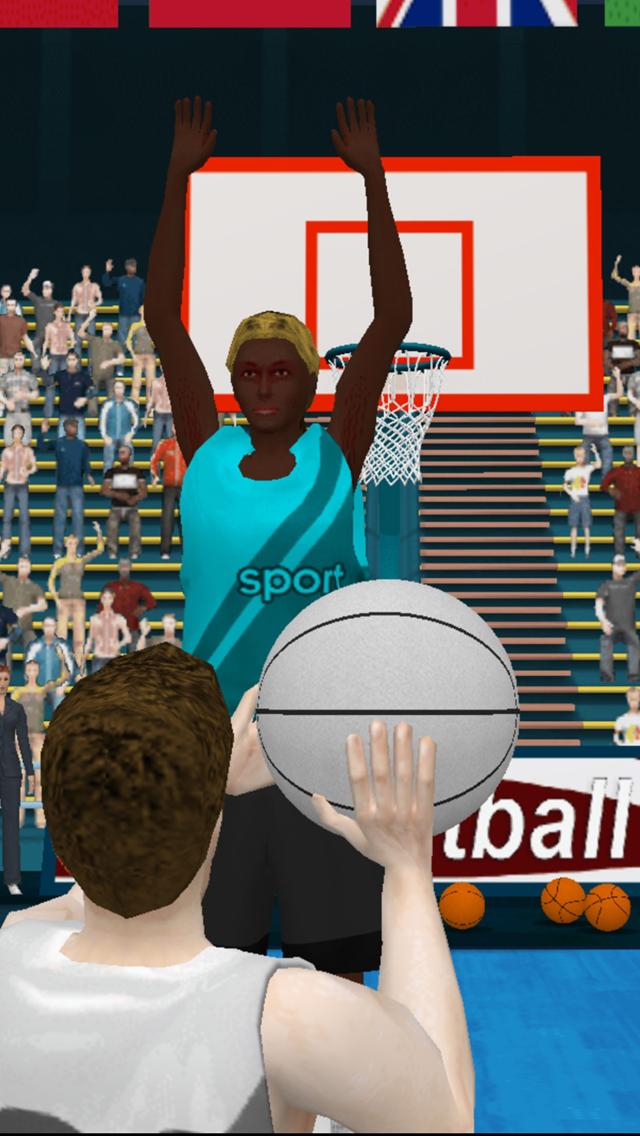 Summer Sports: Basketball screenshot 5
