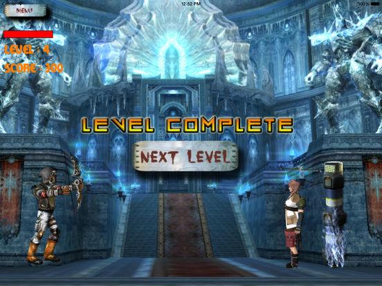 Archer Kingdom Of Ice - The Best Archery Game screenshot 8