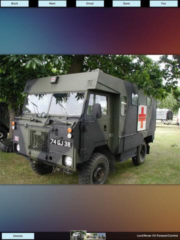 Army Vehicles screenshot 7