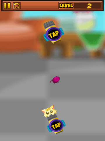 Kitten Bounce screenshot 8