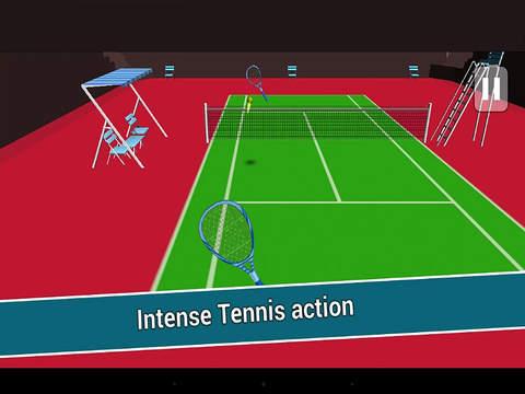 Play Virtual Tennis Champion 3D screenshot 10