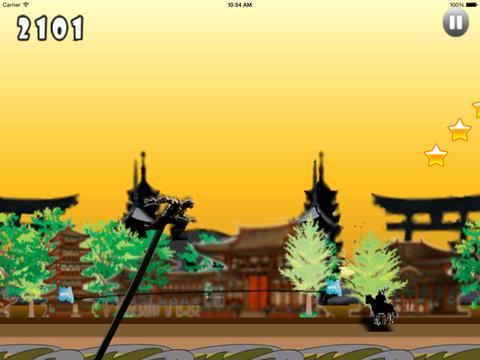 A Smoke Jump Ninja Pro - Steel Ninja Iron screenshot 7