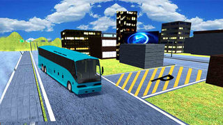 Parking Bus Simulator : Best Simulation Game screenshot 1