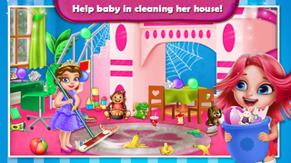 Cute Little Baby Princess Room screenshot 3