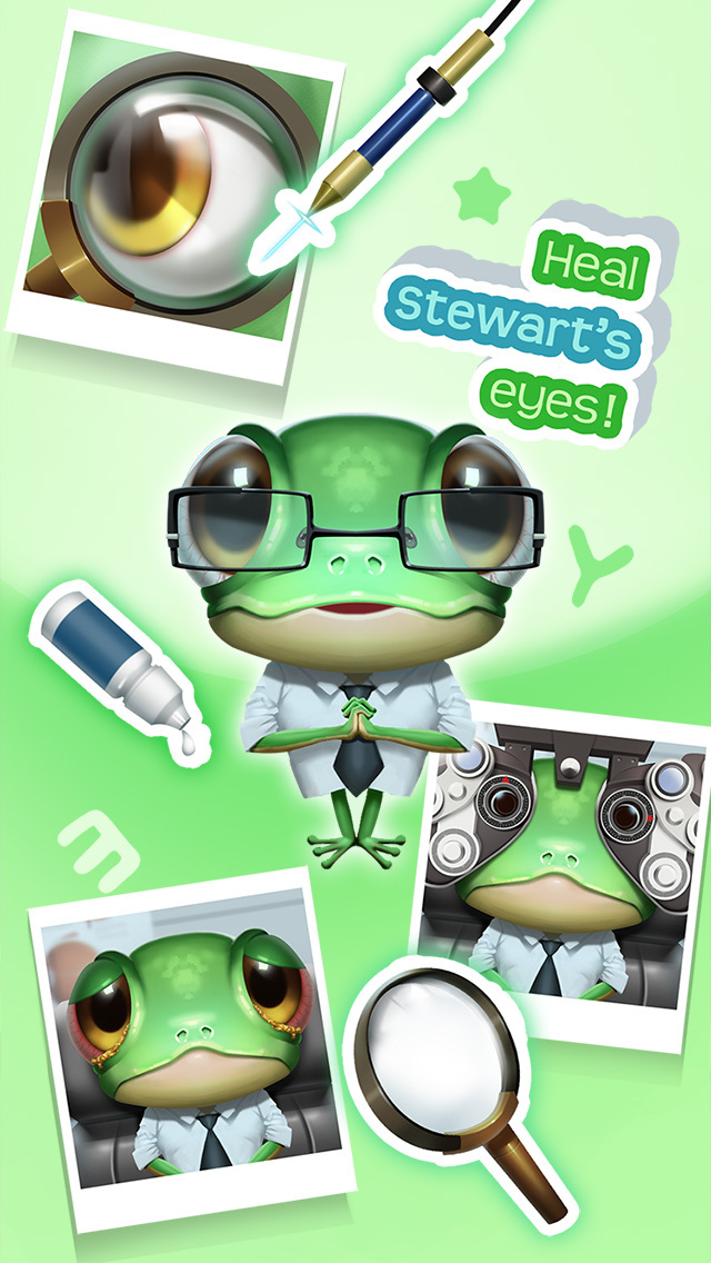 Zooville Animal Town - Hair Salon, Makeup, Doctor, Cooking & Dress Up screenshot 4