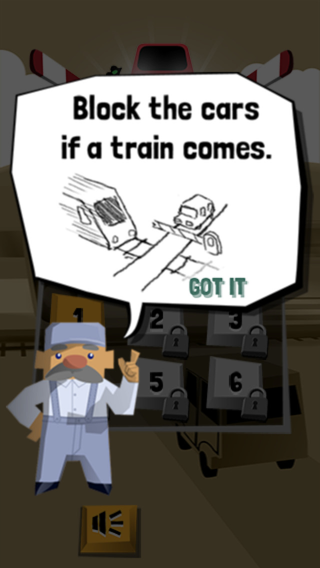 Rail Rush ® screenshot 1