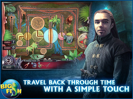 Grim Tales: The Heir - A Mystery Hidden Object Game screenshot 8