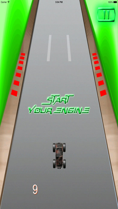 A Monster Racing Legend PRO - Real Racing Game screenshot 2