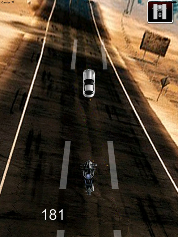 Best Highway Bike - Awesome High-Powered Motorcycle Driving Game screenshot 10