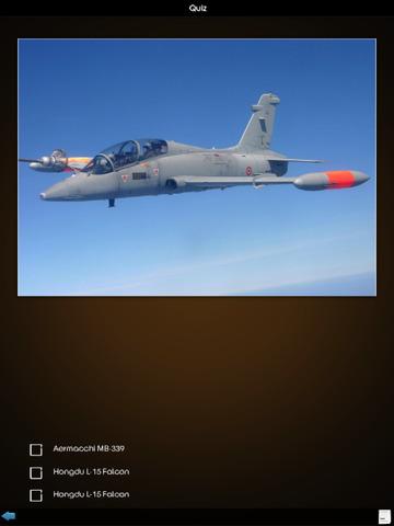 Military Aircraft Info screenshot 7