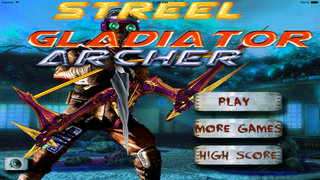 Streel Gladiator Archer - Machine Real Shot screenshot 1
