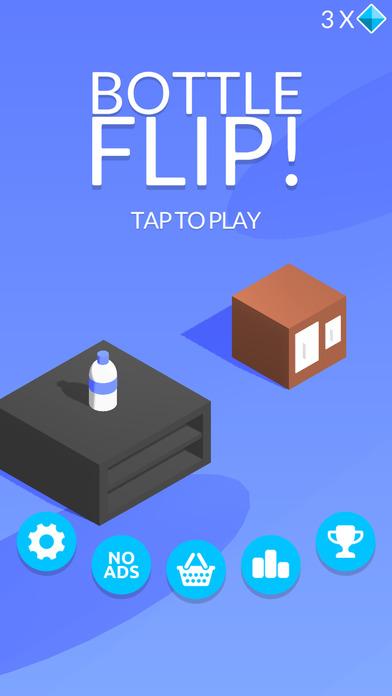 Bottle Flip! screenshot 1