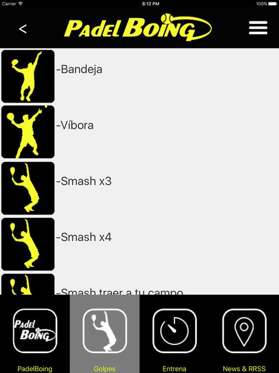 PadelBoing screenshot 9