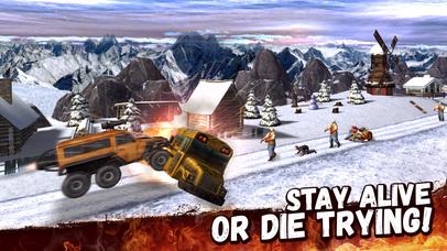 Zombie Derby 2 screenshot 5
