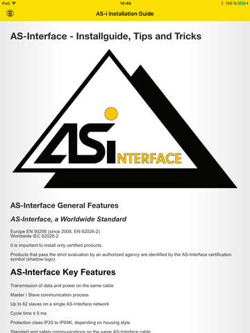 AS-i Installation Guide - náhled