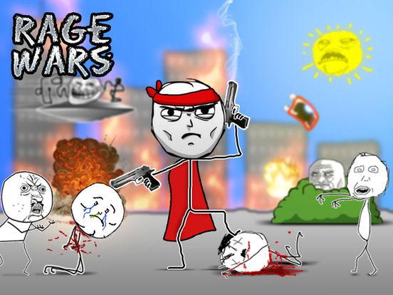 Rage Wars - Meme Shooter screenshot 6