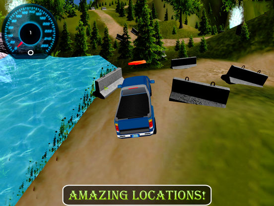 OffRoad Jeep Adventure : 3D Unlimited Mountains screenshot 6
