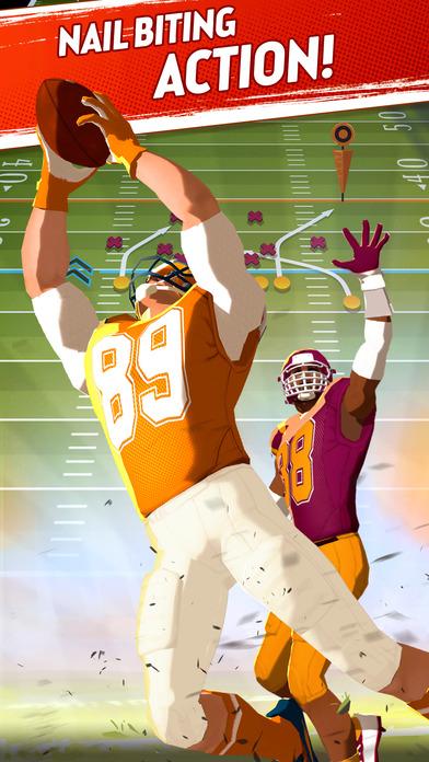 Rival Stars College Football screenshot 4