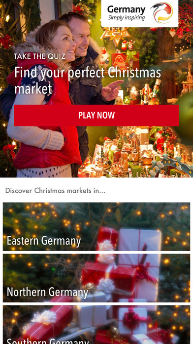 Christmas markets in Germany 2016 screenshot 1